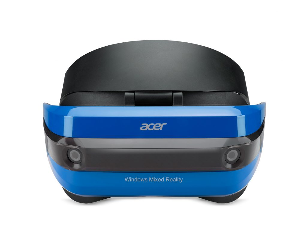 Microsoft Pamer Windows Mixed Reality Headset Besutan Acer, ASUS, hingga Lenovo