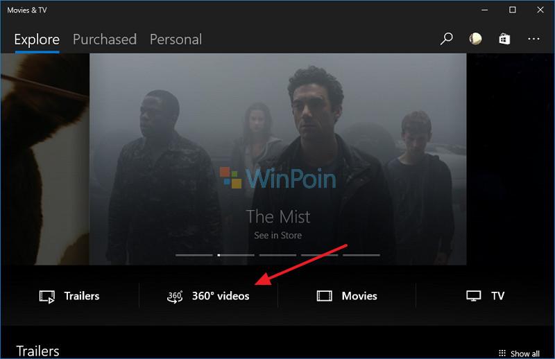 Beginilah Cara Nonton Video 360° di Windows 10 Creators Update