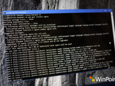Cara Uninstall Bash Linux di Windows 10