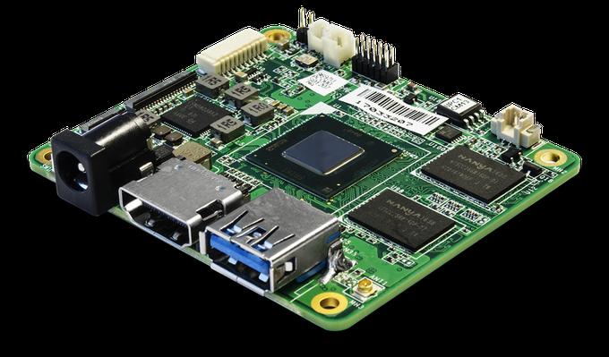 Komputer Intel Super Kecil yang Bisa Menjalankan Windows 10, Linux, dan Android