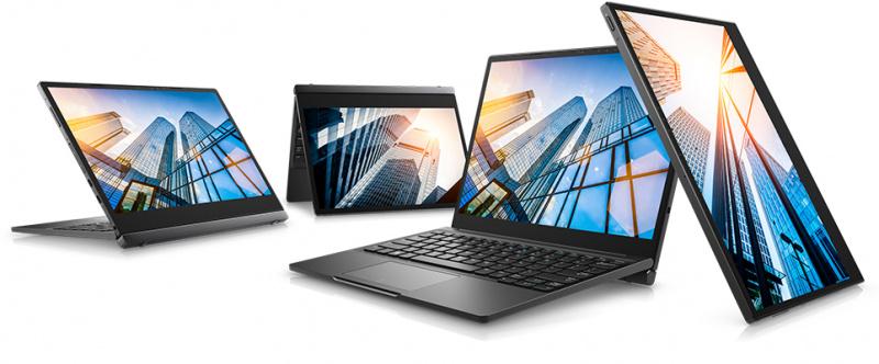 Inilah Dell Latitude 7285, Laptop Pertama yang Mendukung Wireless Charging!