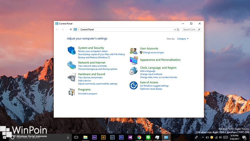Cara Membatasi Akses Ke Control Panel di Windows 10 (1)