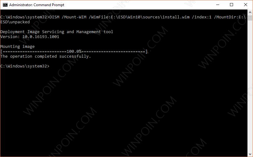 Cara Mengintegrasikan Windows Update ke Master Installer (ISO) (4)