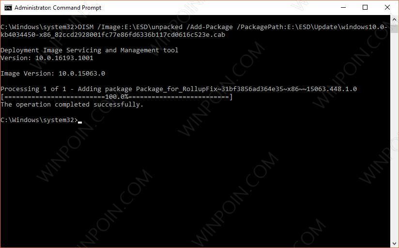 Cara Mengintegrasikan Windows Update ke Master Installer (ISO) (5)