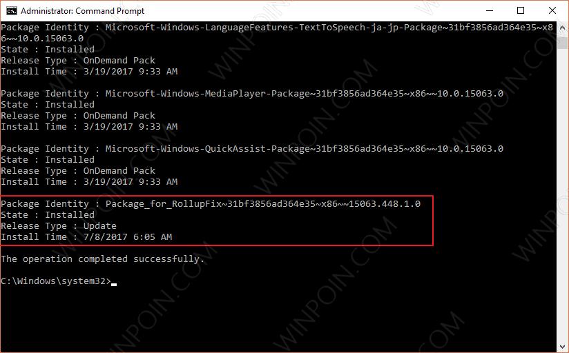 Cara Mengintegrasikan Windows Update ke Master Installer (ISO) (6)