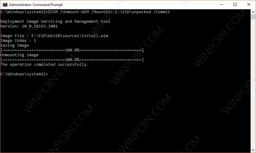 Cara Mengintegrasikan Windows Update ke Master Installer (ISO) (7)