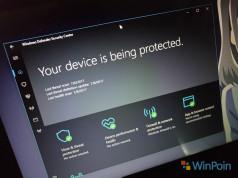 Cara Scan Manual Menggunakan Windows Defender di Creators Update