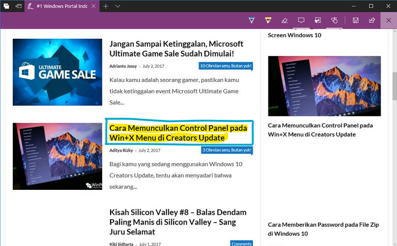 Inilah Kelebihan Microsoft Edge Dibandingkan Browser Lainnya!
