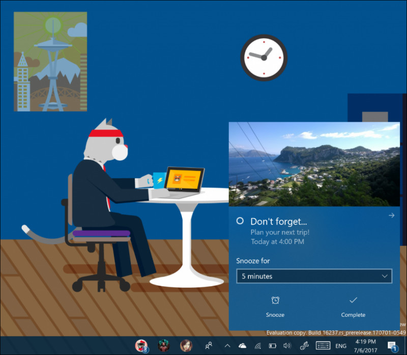 Windows 10 Build 16237 Dirilis ke Fast Ring