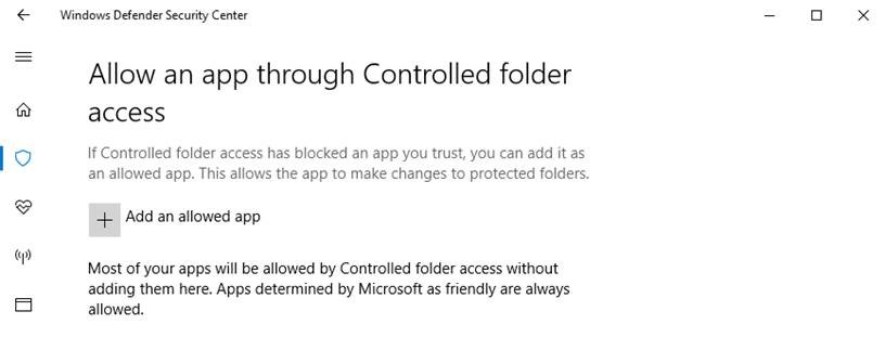 Fitur Baru Windows 10 untuk Kebal dari Ransomware