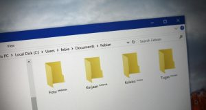 "Membuat Nama Folder Unik ala ""Superscript"" di Windows"