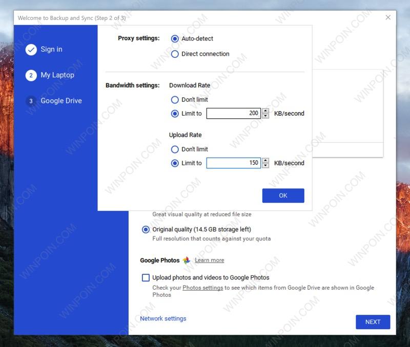 Cara Backup Isi Komputer ke Cloud dengan Google Backup & Sync