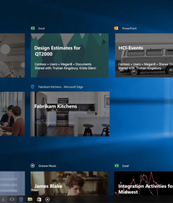 Fitur Timeline Windows 10 Ditunda, Batal Rilis di Fall Creators Update