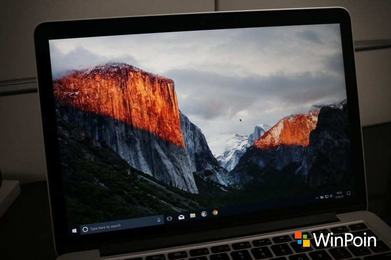 Pake Wallpaper macOS di PC / Laptop Windows, Mau?  WinPoin