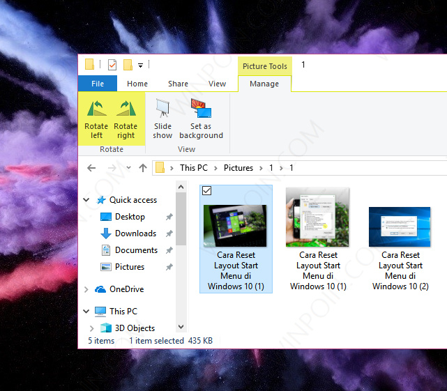 7 Tips dan Trik Menggunakan File Explorer di Windows 10 (5)