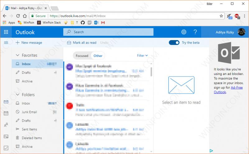 Begini Cara Menggunakan Design Outlook.com Terbaru (3)