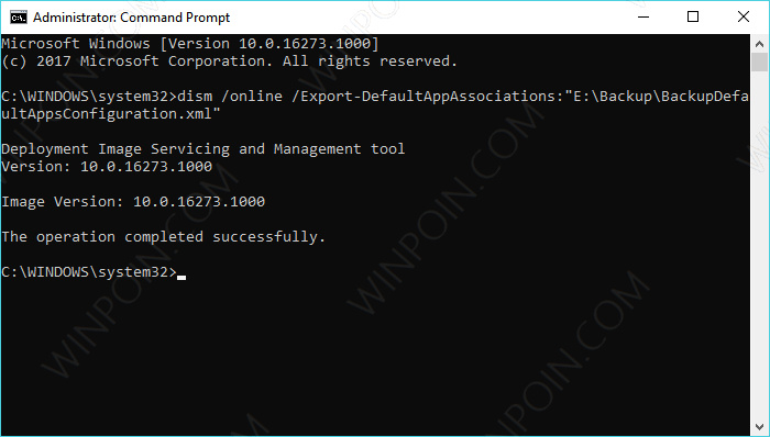 Cara Backup Pengaturan Default Apps di Windows 10 (2)