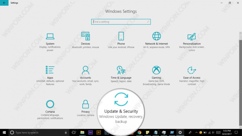 Cara Membatasi Bandwidth Update di Windows 10 (1)