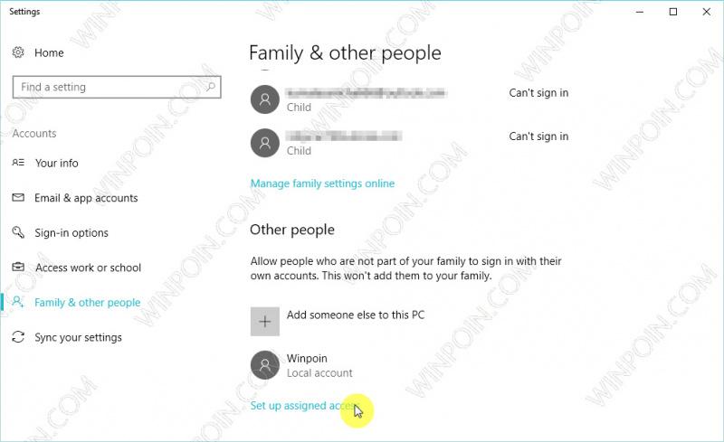 Cara Membatasi User untuk Mengakses Satu Aplikasi Saja di Windows 10 (2)