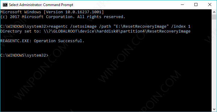Cara Membuat Reset Recovery Image di Windows 10 (4)