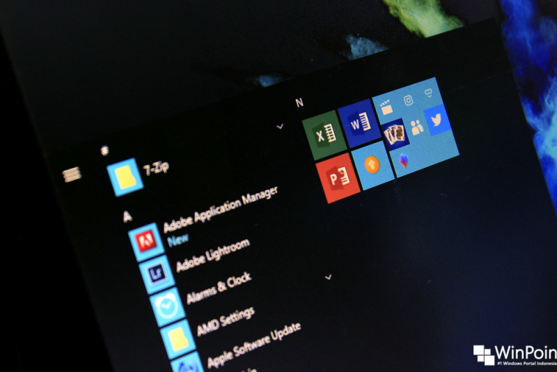 Cara Membuat Tile Folder pada Start Menu Windows 10 (1)
