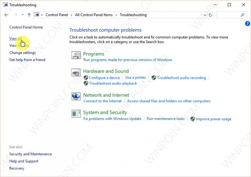 Cara Mengatasi Berbagai Masalah di Windows 10 dengan Tool Troubleshooters (2)
