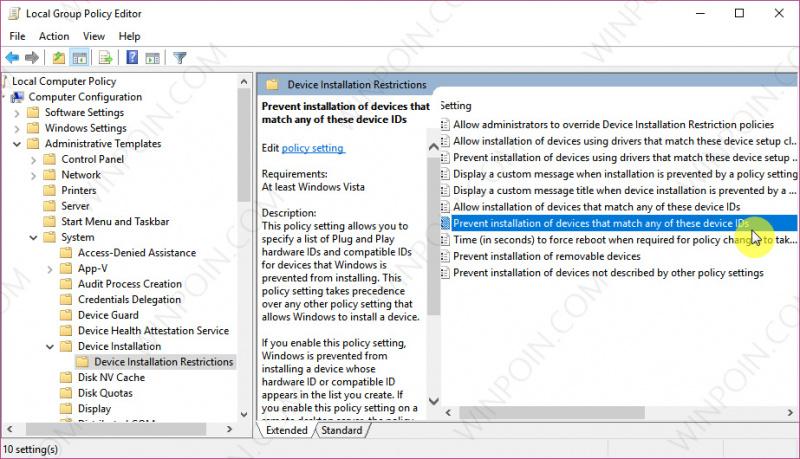 Cara Mengecah Windows Melakukan Update pada Driver Tertentu (3)