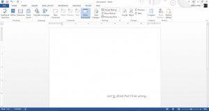 Cara Mengetahui Perubahan pada File Word (1)