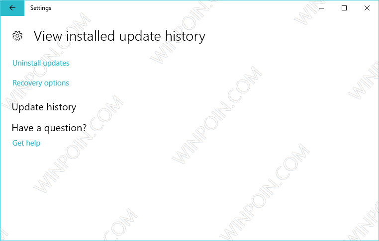 Cara Menghapus Windows Update History Windows 10 (4)