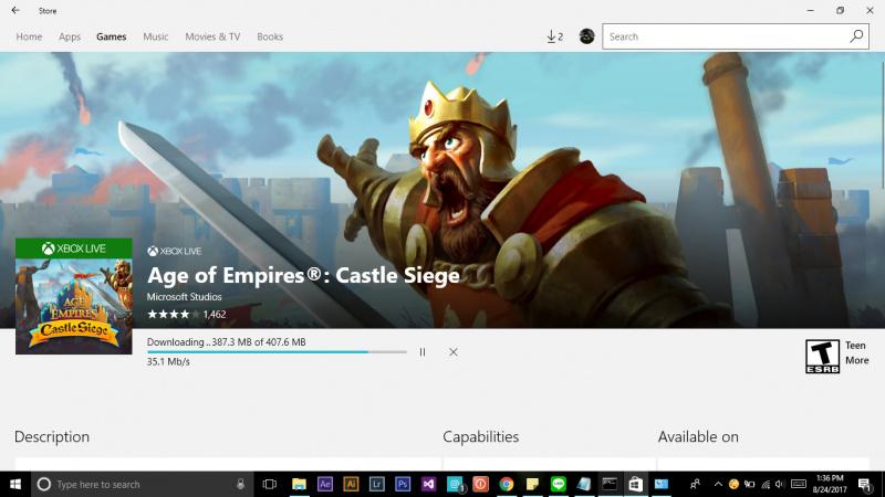 Cara Menjalankan Game Windows Store secara Offline di Windows 10 (1)