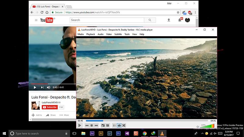 Cara Menonton Video Youtube Langsung dari VLC (1)