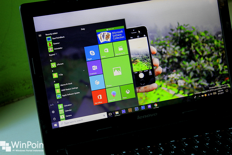 Cara Reset Layout Start Menu di Windows 10 (1)