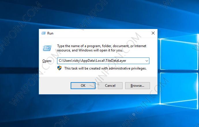 Cara Reset Layout Start Menu di Windows 10 (2)