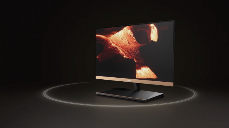 Acer Aspire S24 Ini All-in-One PC yang Tipis Banget