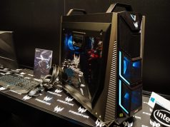 PC Gaming Ini Monster: Acer Predator Orion 9000 (4-GPU, 18-core CPU)