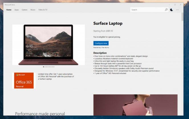 Microsoft Resmi Jualan Hardware di Microsoft Store