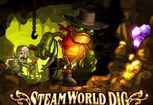 Tak Hanya The Walking Dead, Game SteamWorld Dig juga Sedang Gratis!