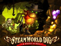 Tak Hanya The Walking Dead, Game SteamWorld Dig juga Sedang Gratis!