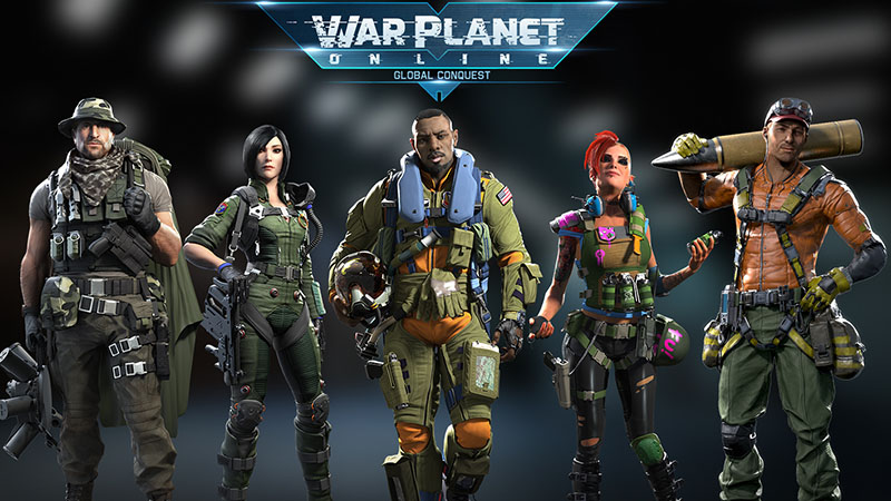 Game Terbaru Gameloft — War Planet Online: Global Conquest Hadir di Windows Store