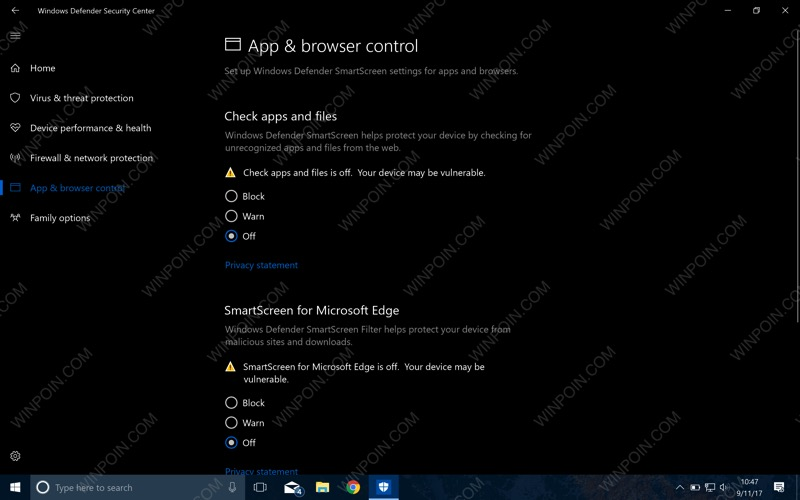 "Cara Mengatasi ""This app has been blocked for your protection"" di Windows 10"