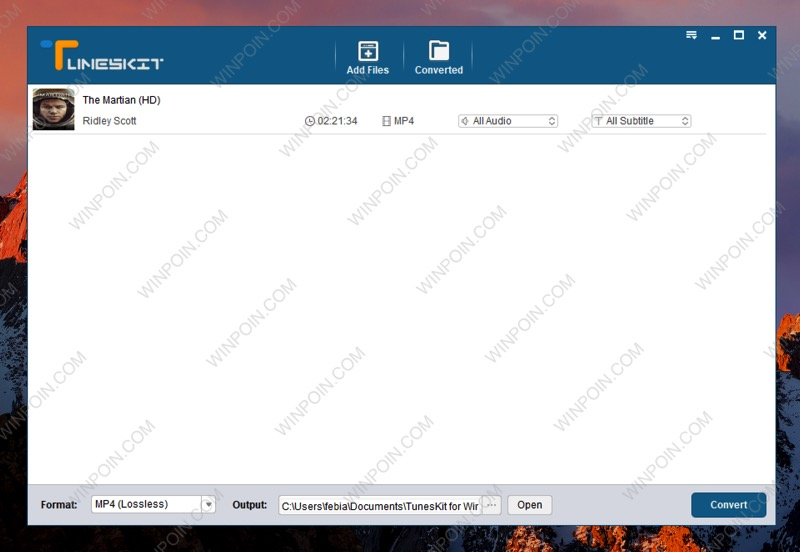 Convert M4V ke MP4 dengan Tuneskit DRM Media Converter (Review)