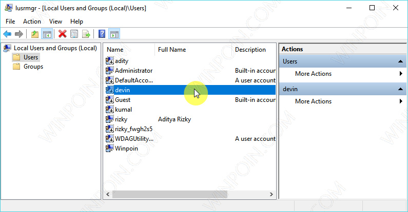 Cara Mencegah User Mengganti Password di Windows 10 (5)