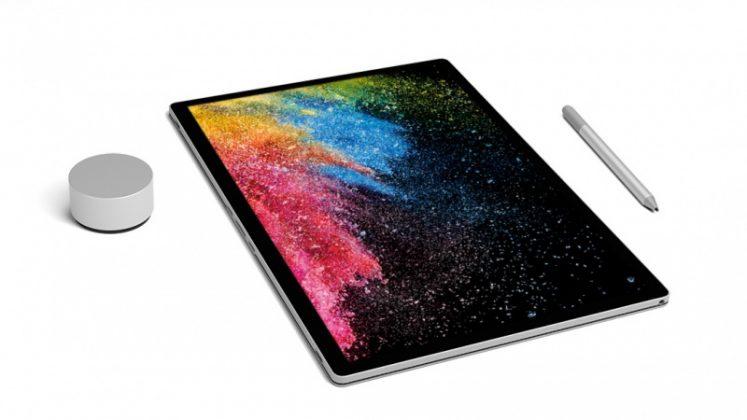 Microsoft Rilis Surface Book 2, Inilah Detail Harga dan Spesifikasinya