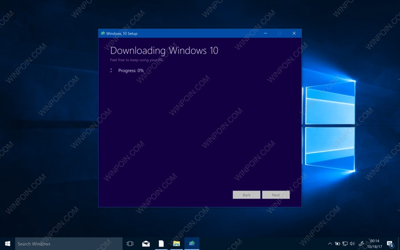 Lengkap: Cara Download File ISO Windows 10 Fall Creators Update (Final)