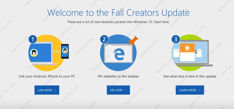 Cara Install Windows 10 Fall Creators Update (Final) Melalui Update Assistant