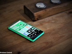 """Microsoft Hampir Rilis Windows Phone """"Minim Bezel"""" yang Terlihat Keren"""