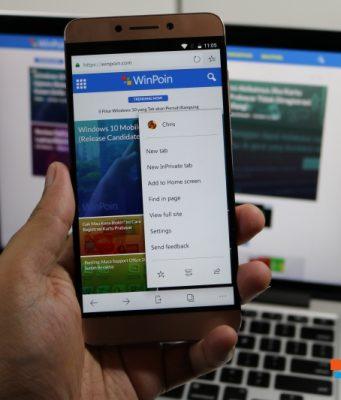 Microsoft Edge (Preview) untuk Android Dirilis, Download Disini