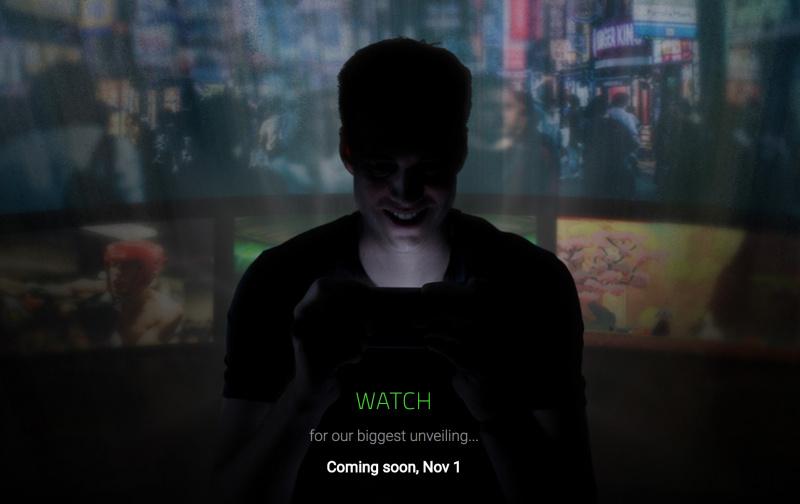 Brand PC Gaming, Razer Segera Rilis Ponsel Gaming