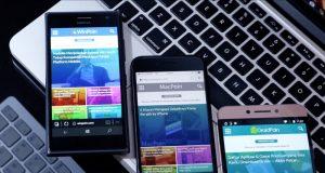 Review: Microsoft Edge di Android / iOS (Fitur, Performa, dsb)