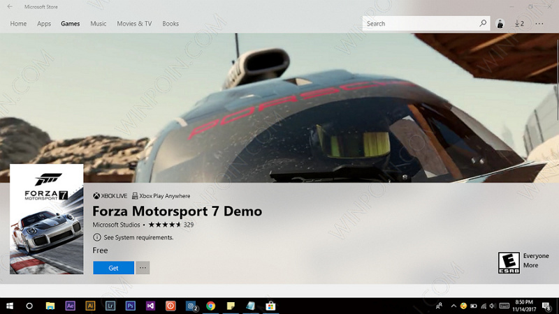 Cara Mematikan Autoplay Video di Microsoft Store (1)
